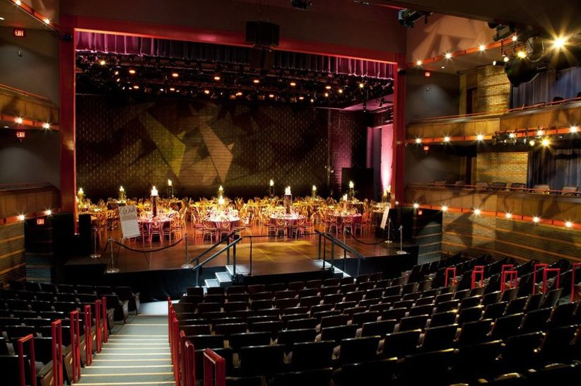 nj performing arts center event