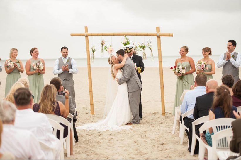 ocean club hotel wedding