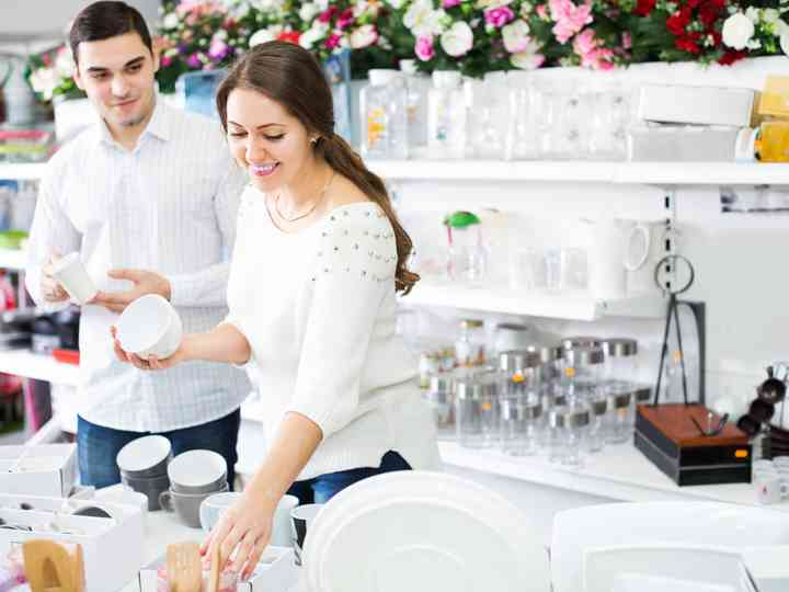 The 6 Wedding Registry Trends 2019 Couples Need To Know Weddingwire