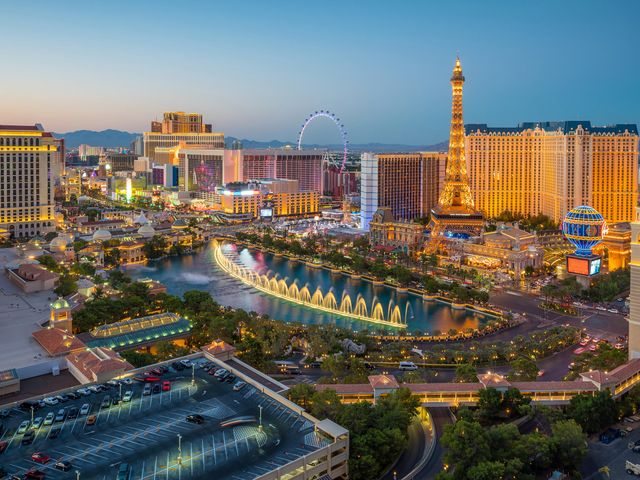 A Las Vegas Bachelor Party Itinerary