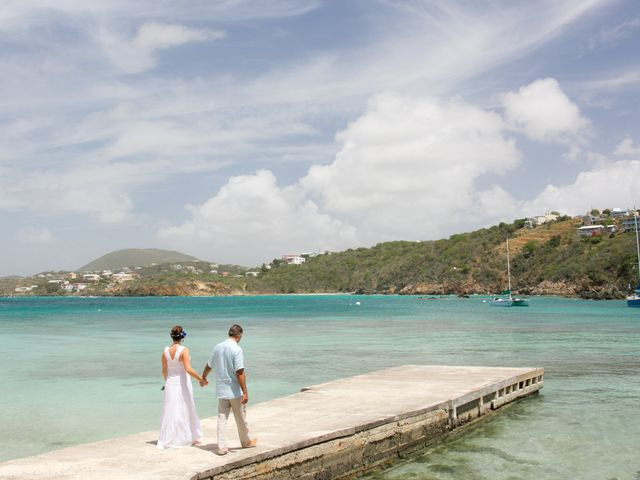 6 U.S. Virgin Islands Destination Wedding Venues—No Passport, No Problem!