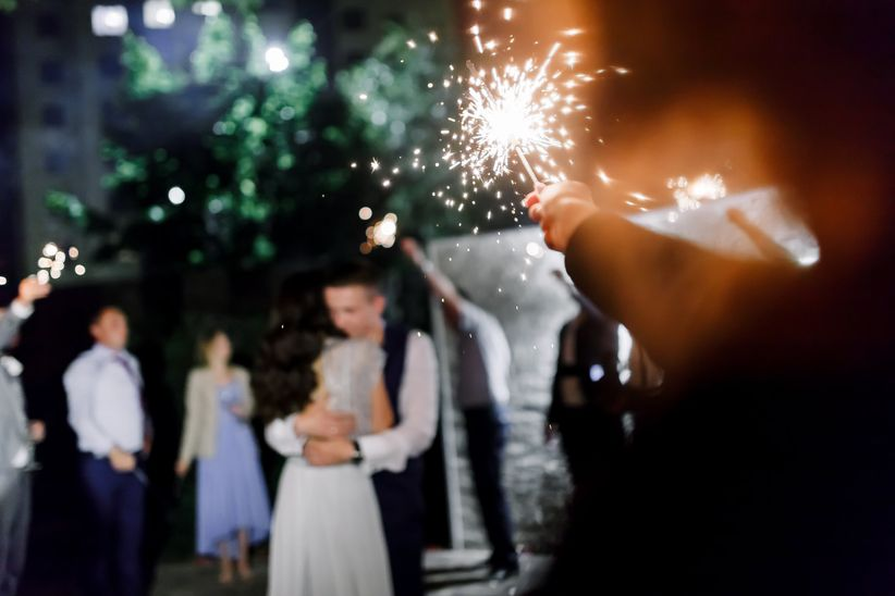 This Is What Newlyweds Are Actually Doing On Their Wedding Night Weddingwire