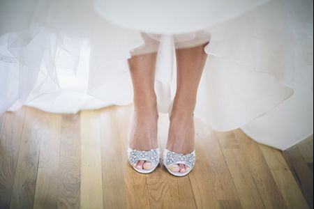 6 Wedding Shoe Hacks for Pain-Free Feet