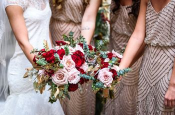 """Women Who Are """"Always the Bridesmaid"""" Share Tips on Saving"""