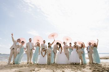 18 Jersey Shore Wedding Venues for the Ultimate Beach-Chic Celebration