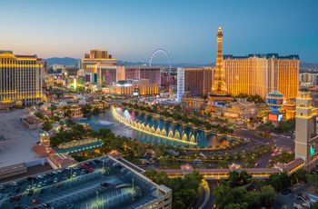 A Las Vegas Bachelor Party Itinerary