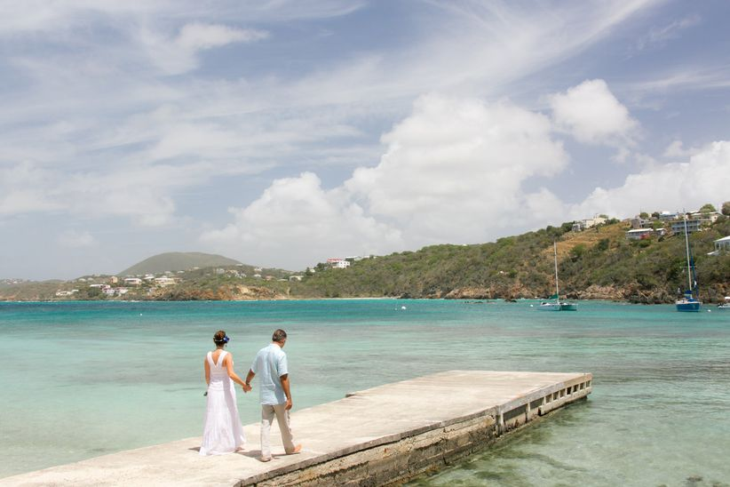 us virgin islands destination wedding
