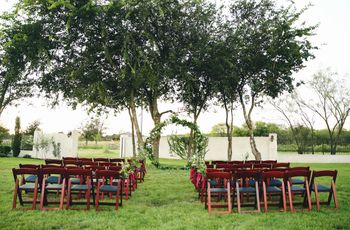 9 Austin Outdoor Wedding Venues That Are So Trendy