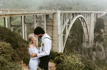 6 Big Sur Wedding Venues With Incredible Views