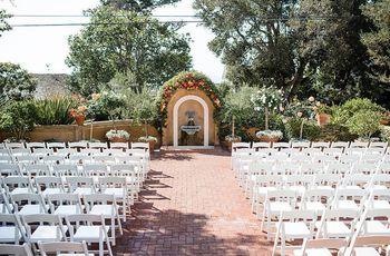 8 Carmel Wedding Venues With Central Coast Charm