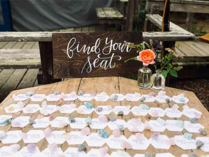 Wedding Place Cards.Escort Cards Vs Wedding Place Cards What They Are When