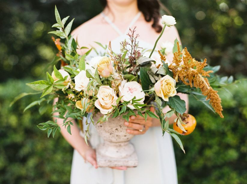 21 Fall Wedding Colors Palettes That Feel Totally Modern Weddingwire