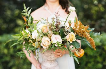 21 Fall Wedding Color Palettes That Are Totally Modern