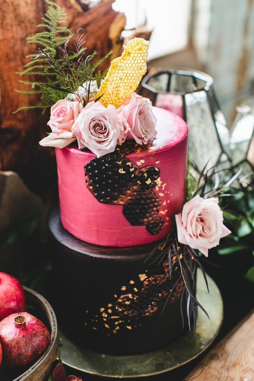How to Have a Gothic Wedding That\'s Modern and Elegant - WeddingWire