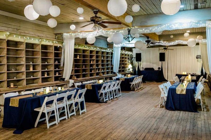 barn wedding venue in Myrtle Beach