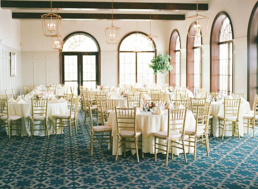 ballroom wedding venue at Grande Dunes Ocean Club, Myrtle Beach