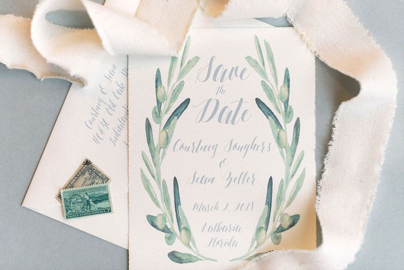 14 Save The Date Ideas For Every Wedding Style Weddingwire