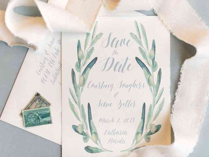 14 Save-the-Date Ideas for Every Wedding Style - WeddingWire