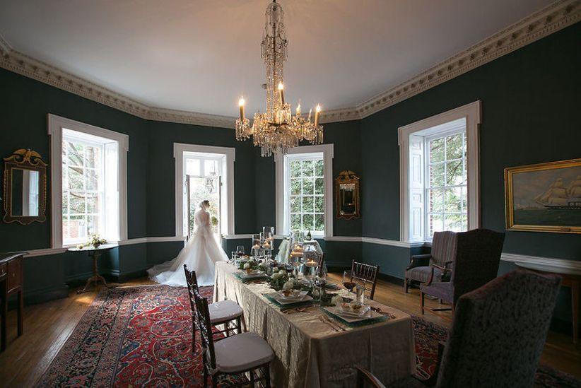 Historic Ogle Hall