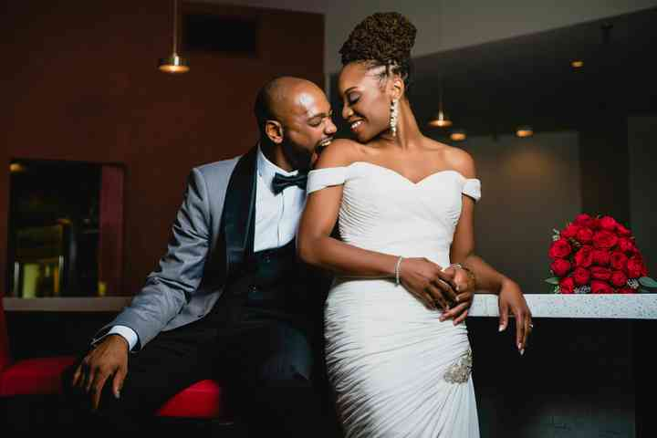 30 Modern Wedding Hairstyles For Black Women Weddingwire