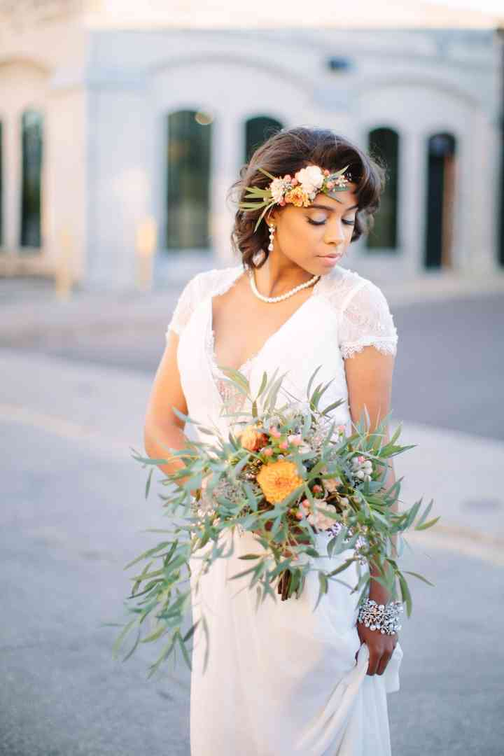30 Modern Wedding Hairstyles For Black Women Weddingwire