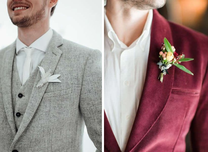 The 2019 Groom & Groomsmen Trends Are Super Dapper - WeddingWire