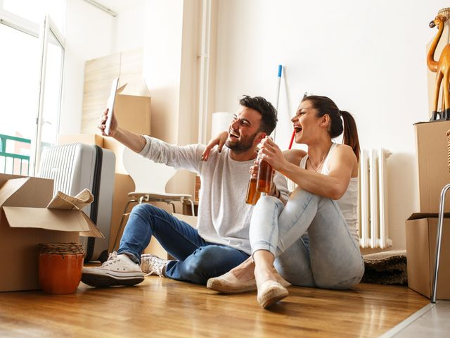 How to Combine Your Things When Moving In Together