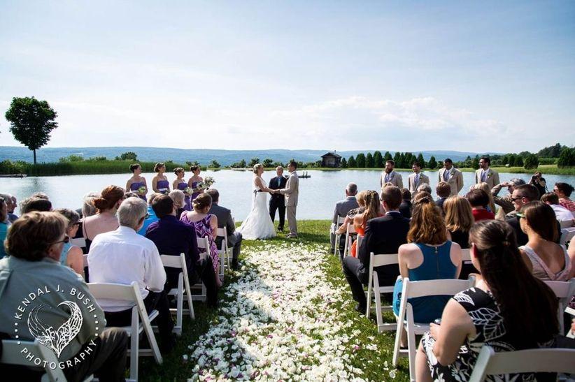 alyson's orchard wedding