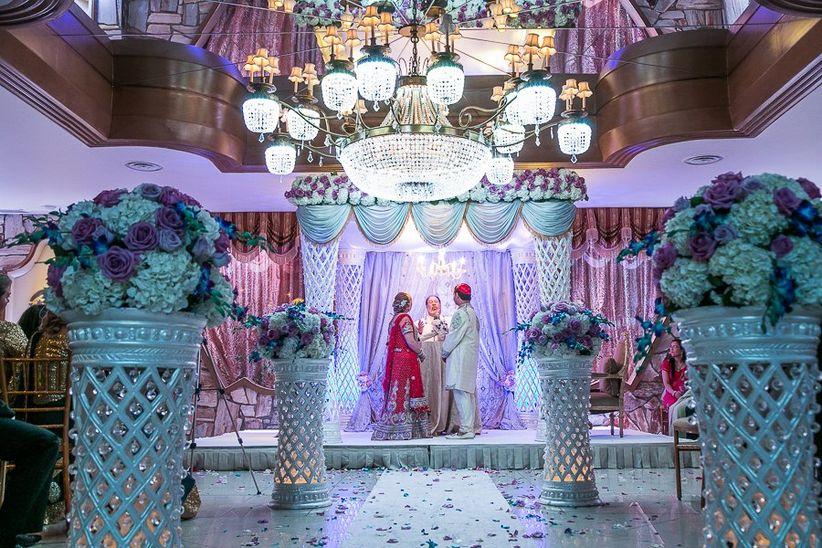 leonard's palazzo wedding