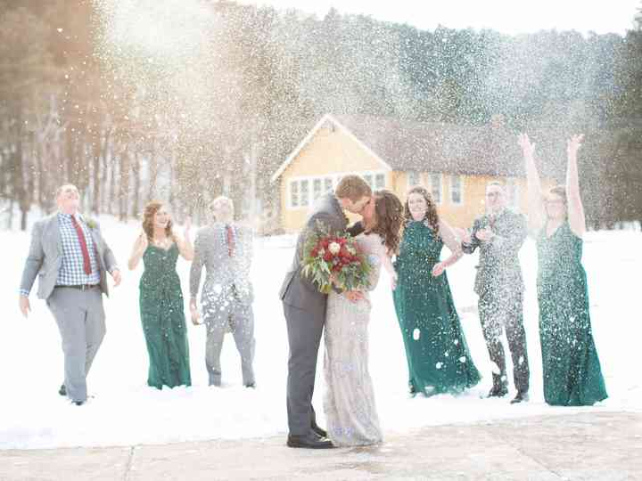 Winter Wedding Survival Guide
