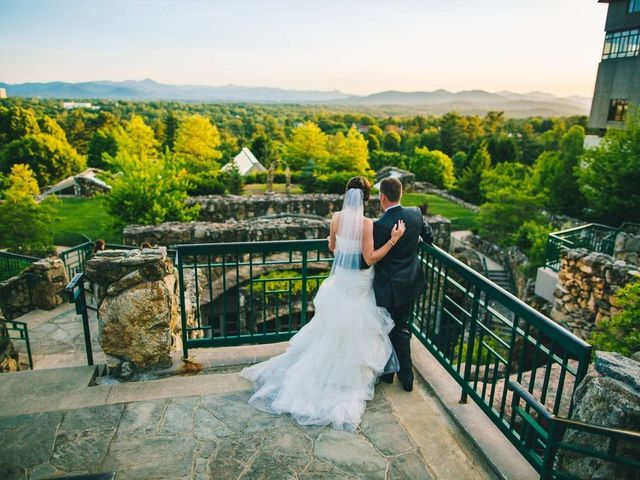 10 Incredible Wedding Venues in Asheville, North Carolina