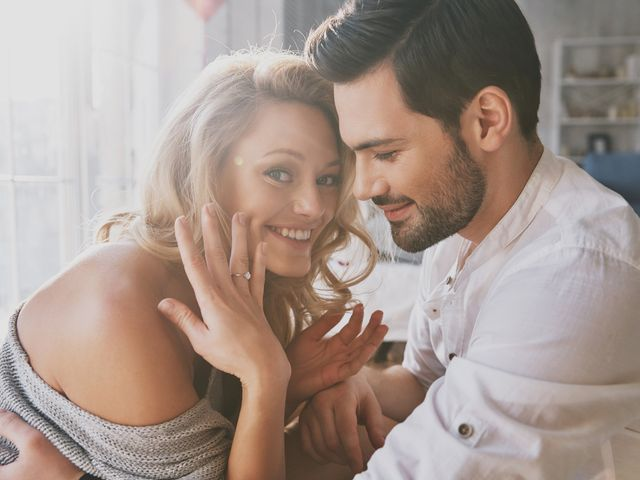 """How to Milk Your """"Just Engaged"""" Status"""
