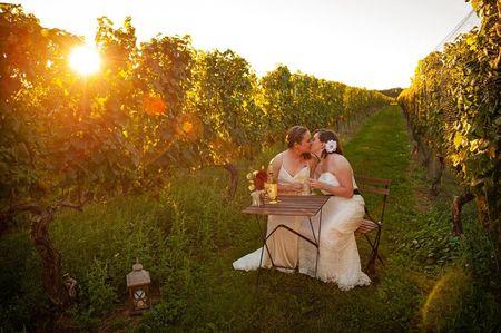 9 Long Island Vineyard Wedding Venues for Wine-Filled Celebrations