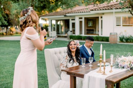 Your Go-To Wedding Toast Template