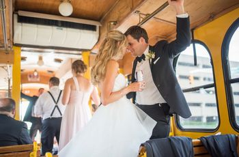 Got an Awkward Gap Between Your Ceremony and Reception? Here's What to Do.