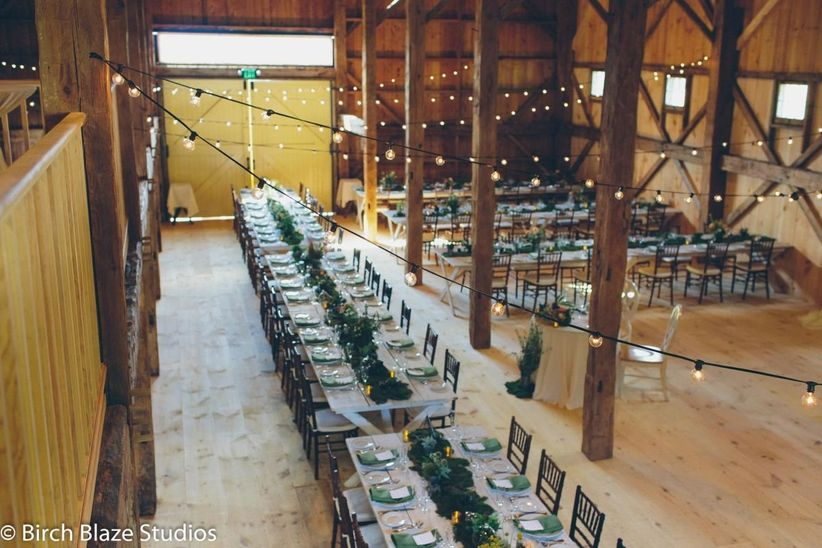 whiteface hollow wedding