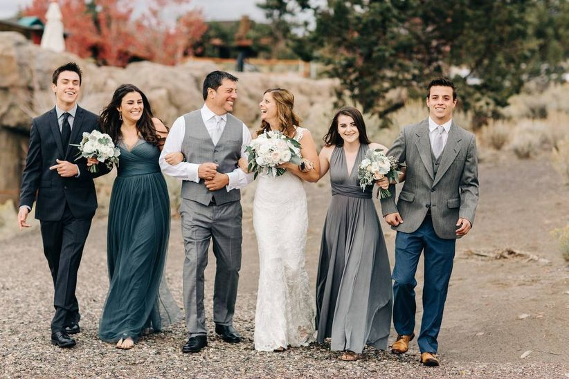 Wedding Dress Codes: Everything You Need to Know - WeddingWire