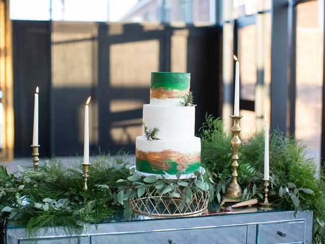 30 Green Wedding Ideas That Are Fueling Our Latest Color Crush