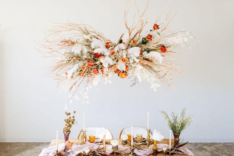 9e34ab9db This Bohemian Wedding Theme is Killing It in 2019 - WeddingWire
