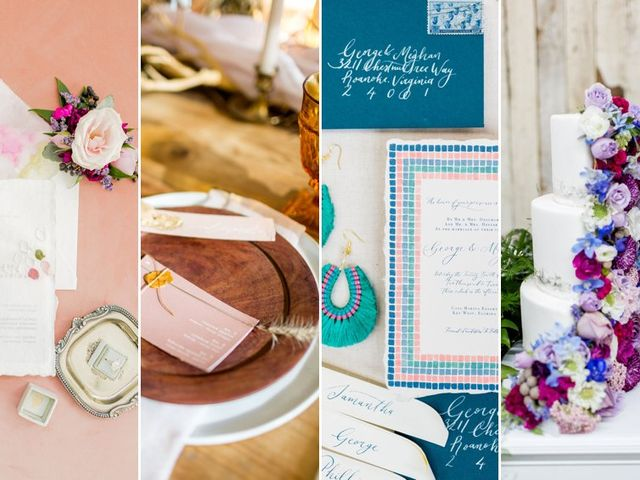 The Wedding Colors of the Year