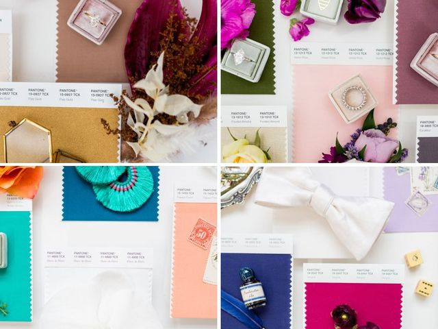 Which Wedding Colors Are Right for You?