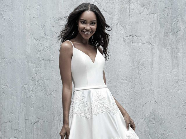 What Your Everyday Style Says About Your Dream Wedding Dress