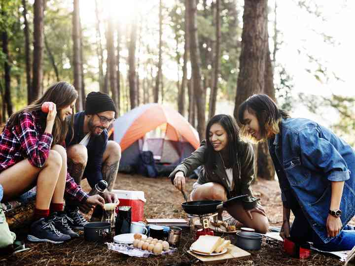 The 6 Best Glamping Camping Bachelorette Party Locations