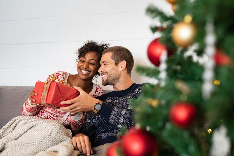 christmas gifts newlyweds