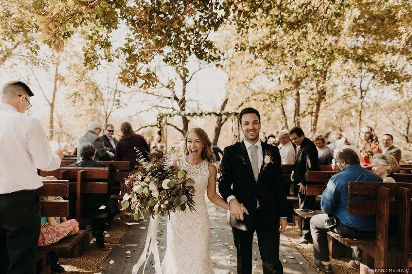 wedding at southwind hills