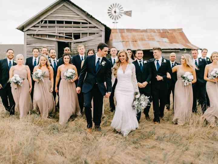 10 Rustic Barn Wedding Venues In Oklahoma Weddingwire