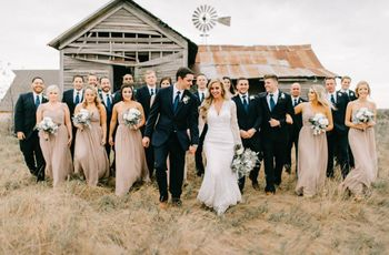 10 Rustic Barn Wedding Venues in Oklahoma