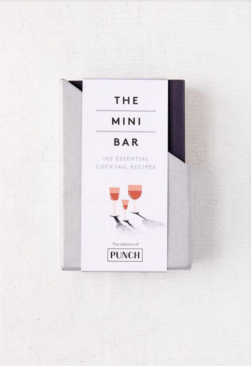 mini bar book