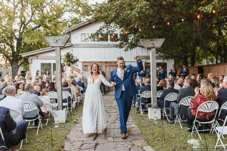 8 Stunning Outdoor Wedding Venues Near Tulsa