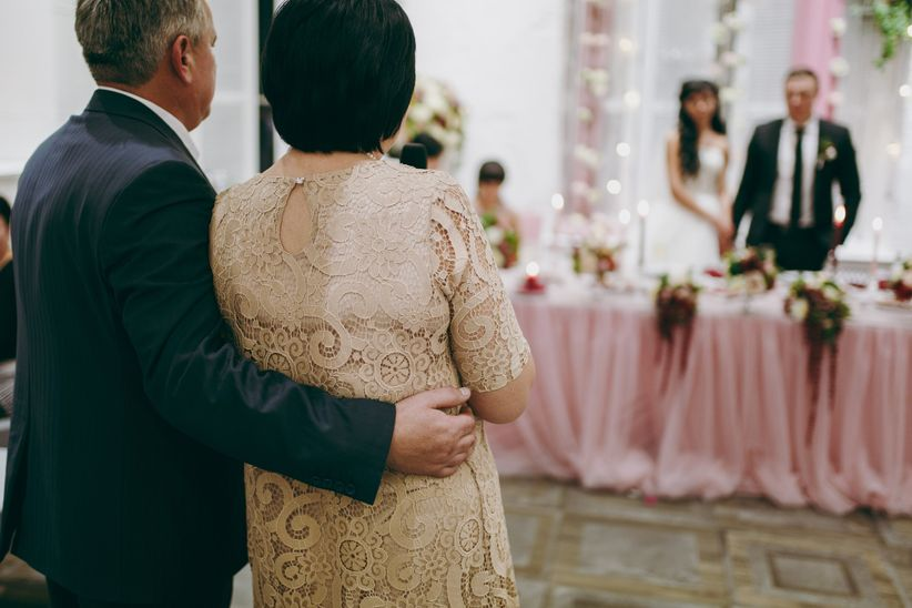 parents wedding